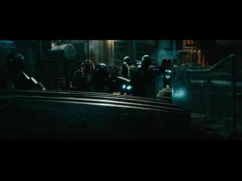 Underworld : nouvelle ère, 3D, bande-annonce