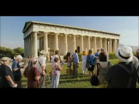 Vacances à la grecque, bande-annonce