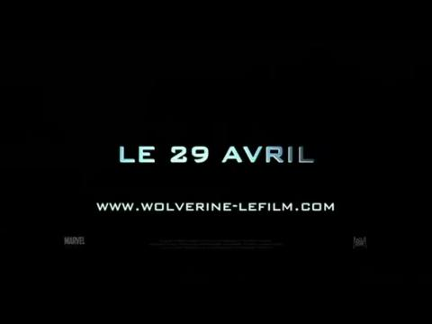 X-Men Origins : Wolverine, bande-annonce VF