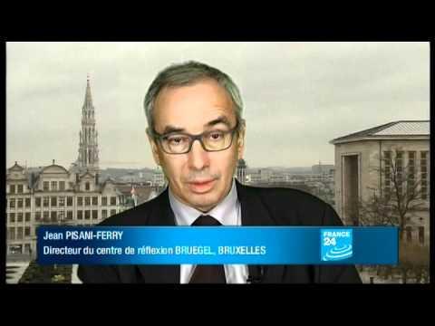 FRANCE 24 L'invité de l'économie - Jean Pisani-Ferry, Directeur du centre de réflexion BRUEGEL 25/03/11