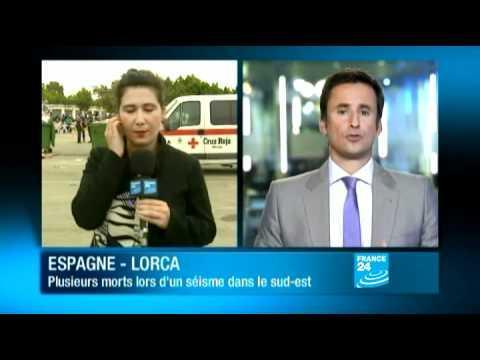 Espagne : Un séisme à Lorca provoque plusieurs morts