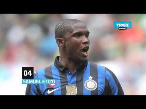 Les plus gros transferts du foot africain