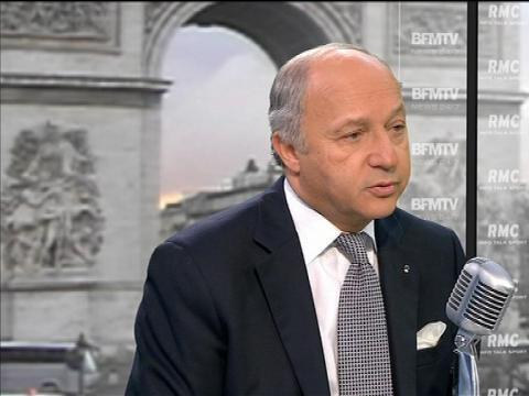 """Fabius : """"on ne peut pas laisser se développer l'obscurantisme en Tunisie"""" - 07/02"""
