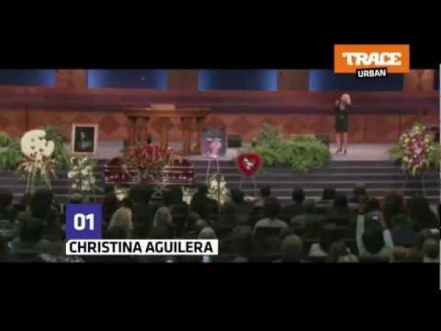 Top Gossip: Le couac de Christina Aguilera
