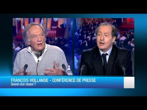 François Hollande, grand oral réussi ?