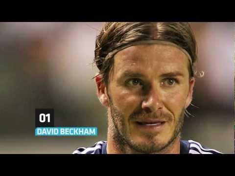 Beckham, Henry: les joueurs les mieux payés de MLS