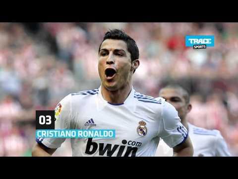 Top Money: Les footballeurs les mieux payés en 2012