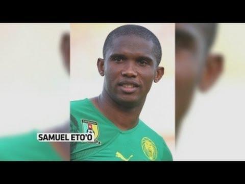 Déjà jeune Samuel Eto'o n'avait pas la langue dans sa poche !
