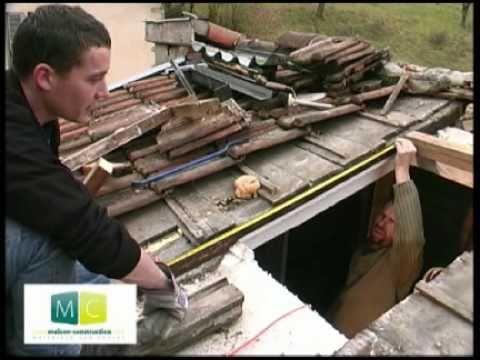 Fen tre toit pose roto partie 1 roof window for Pose fenetre de toit roto