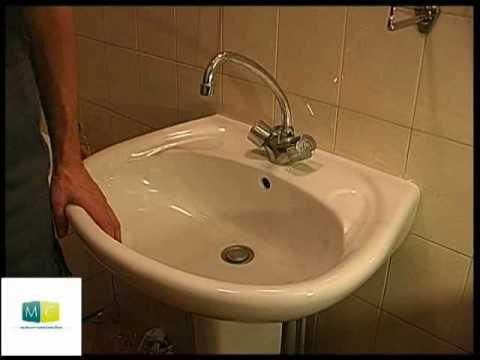 plomberie changer un lavabo cass plumbing change a. Black Bedroom Furniture Sets. Home Design Ideas