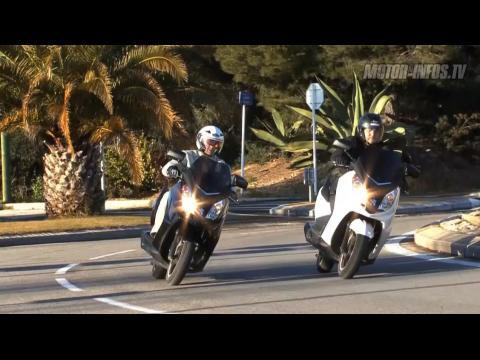 White and Black, voici les nouveaux Satelis RS dotés de l'ABS. Peugeot a mangé du lion !
