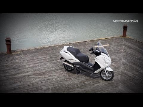 Peugeot Satelis 2012 : notre nouvelle vidéo inédite