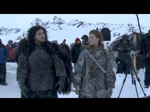 Game Of Thrones Saison 3 : sur le tournage