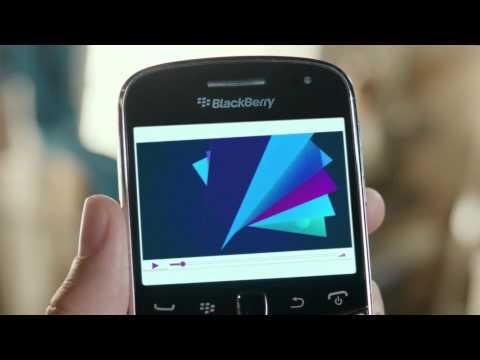 Le smartphone BlackBerry Bold 9900