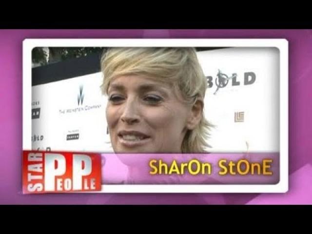 Sharon Stone : Lovelace film classé X