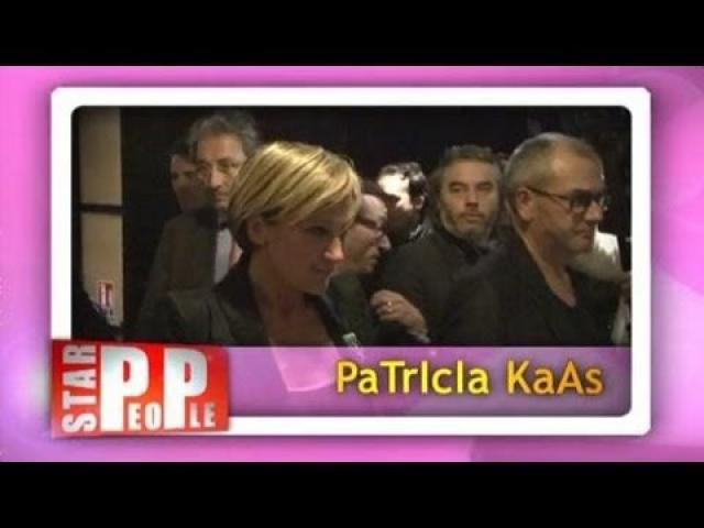 Patricia Kaas rend hommage à Edith Piaf !