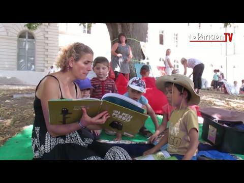 Tipi 39 lire lecture et jeux au ch teau de grouchy for Dans 3500 mercredis
