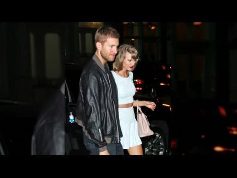 Calvin Harris est sur un petit nuage avec Taylor Swift