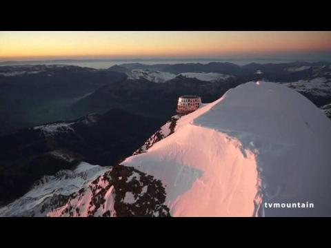 Le refuge du goûter du Mont Blanc ferme une nouvelle fois ses portes