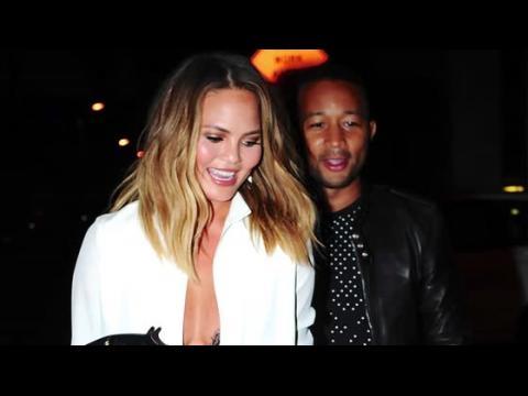 John Legend et Chrissy Teigen n'ont pas un mariage libre