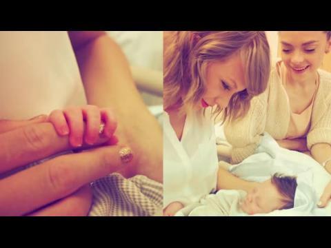 C'est le coup de foudre entre Taylor Swift et son filleul