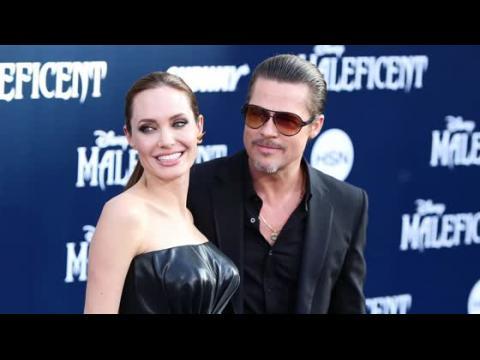Angelina Jolie et Brad Pitt se cherchent une maison à Londres