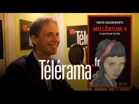 Millénium 4 : pourquoi David Lagercrantz a accepté d'écrire une suite