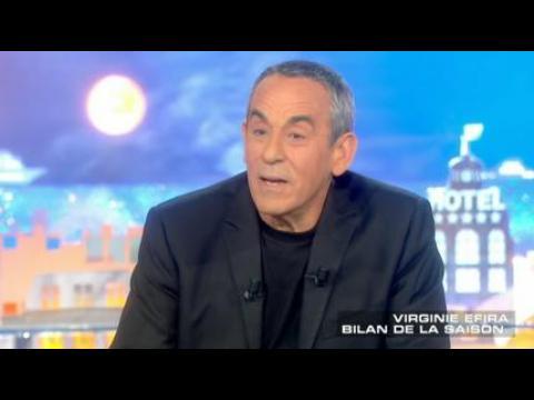 Thierry Ardisson s'en prend à Frédéric Lopez - ZAPPING PEOPLE DU 27/07/2015