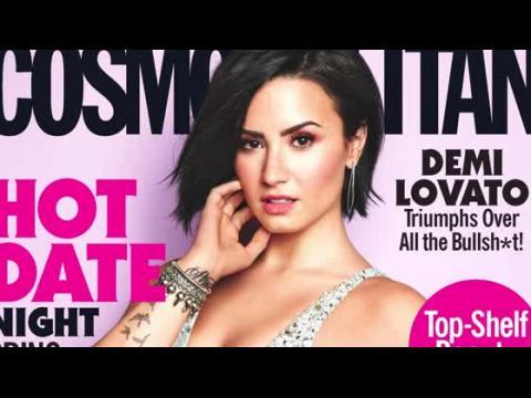 Demi Lovato défend sa couverture pour Cosmopolitan