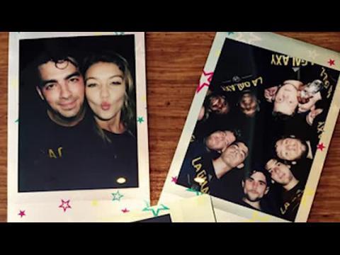 Gigi Hadid organise une soirée surprise pour l'anniversaire de Joe Jonas