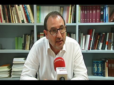 Espadaler pide dejar a los Mossos al margen de la política