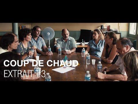 COUP DE CHAUD - Extrait #3 Jean-Pierre Darroussin, Carole Franck