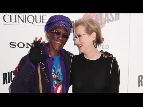 Meryl Streep à la première de Ricki and the Flash