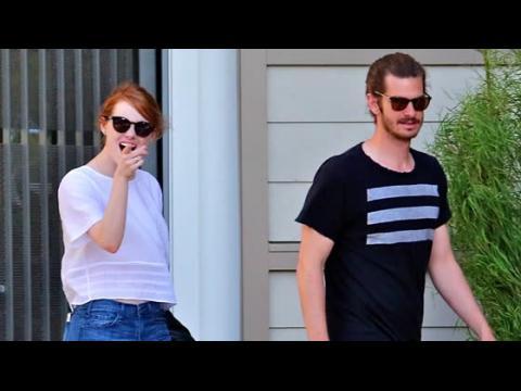 Emma Stone et Andrew Garfield passent une soirée romantique