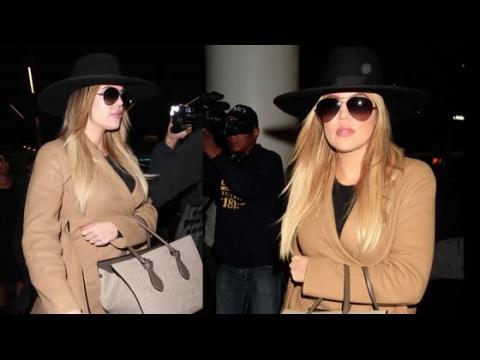 Khloé Kardashian est très couverte comparé à sa séance photo pour Complex