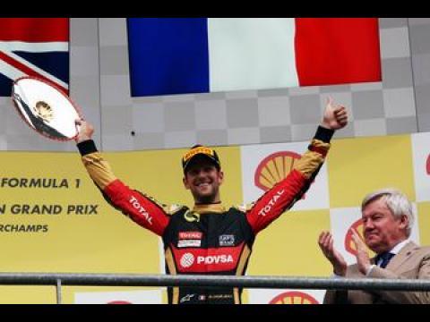 F1 - Romain Grosjean, sauveur d'Enstone ? - F1i TV