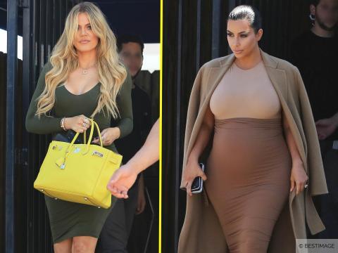 Exclu Vidéo : Kim et Khloe Kardashian : retour aux affaires pour les sœurs Kardashian !