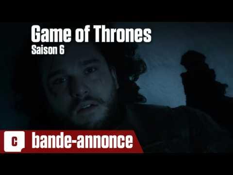 Game of Thrones - Saison 6 - Teaser