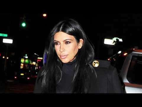 Kim Kardashian n'aura plus d'enfant