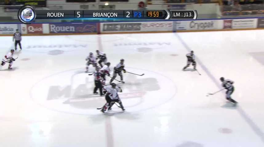 100 % Dragons Match Rouen vs Briancon