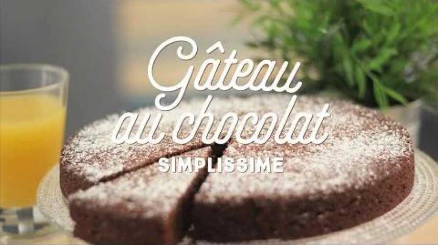 Recette de gateau au chocolat rapide et bon