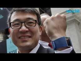 New Fitbit Blaze Looking Alot Like the Apple Watch