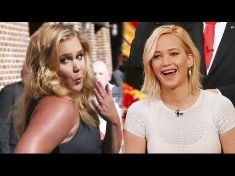 Jennifer Lawrence a un plan pour ses vieux jours avec Amy Schumer