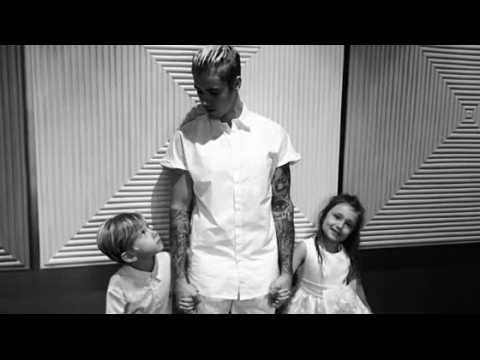 Justin Bieber pense qu'il sera un meilleur père un jour grâce à son demi-frère et sa demi-sœur