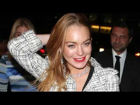 Lindsay Lohan accusée d'avoir tenu des propos racistes