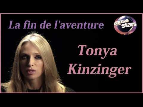 DALS : Tonya Kinzinger abandonne la tournée !