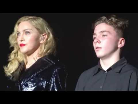 Le fils de Madonna, Rocco, va devoir revenir en Amérique pour parler de sa garde