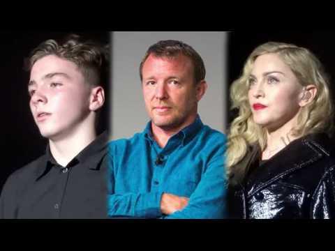Guy Ritchie divise Madonna et leur fils Rocco durant leur bataille pour sa garde
