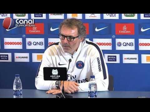 PSG / Lyon - La conférence de presse de Laurent Blanc