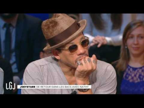 JoeyStarr tacle Orelsan - ZAPPING PEOPLE DU 08/12/2015